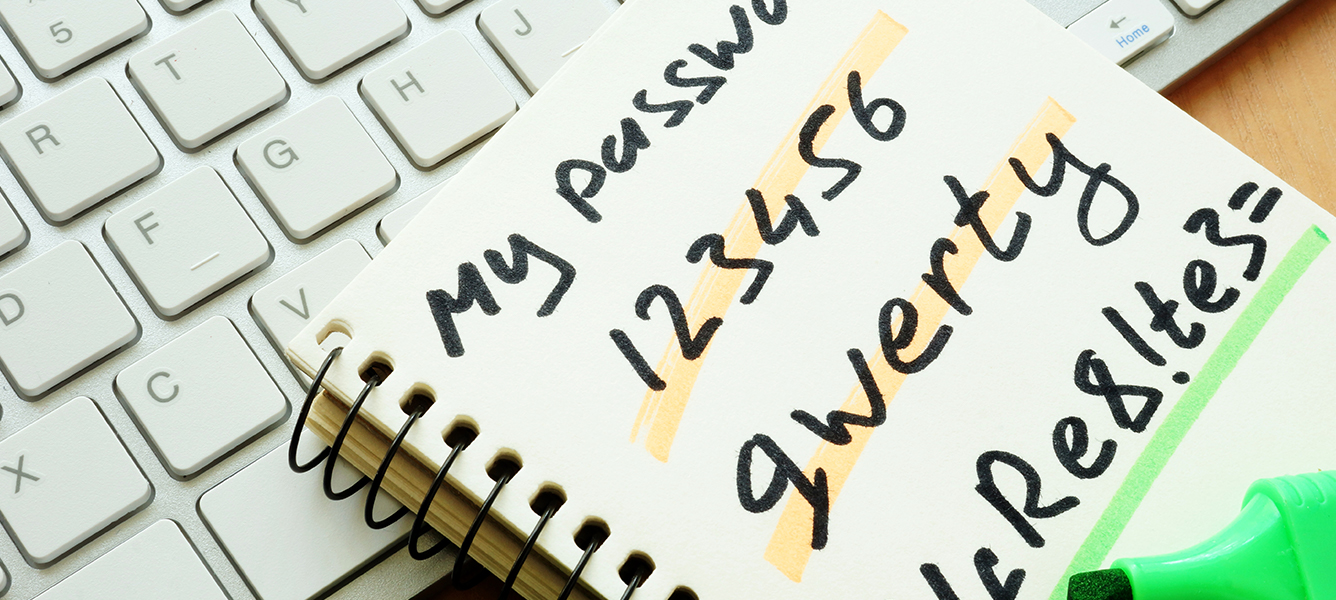 Perfect password first line of defence against cyber crime